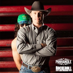 Rock and Roll Denim and Panhandle Promo with World Champion Tuf Cooper and Dale Brisby