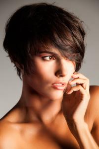 Beauty shot of Andrea Hagg