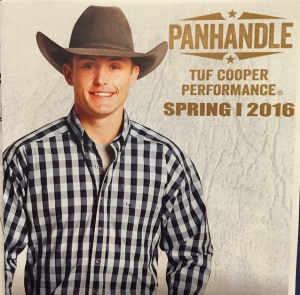 Panhandle Spring 2016 Catalog cover shot by Shane Klein
