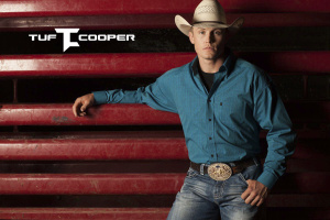 World Champion Tuf Cooper as shot by Shane Klein